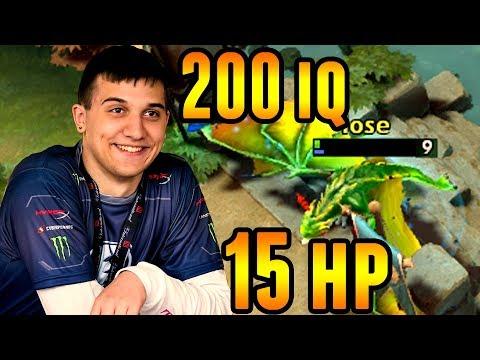 Arteezy 200 IQ 15Hp Juke Escape Dota 2