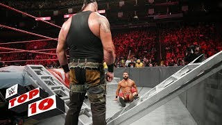 Top 10 Raw moments: WWE Top 10, June 4, 2018