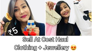 Price Starts From ₹2 | Sell At Cost Haul 😍 | Clothing, Jewellery, Hair Accessory's | Cherry's World