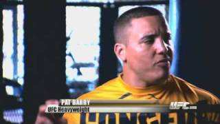 UFC 115: Barry Pre-fight Interview