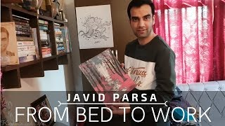 Javid Parsa - From Bed To Work