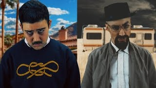PABLO ESCOBAR VS WALTER WHITE - Rap Battle