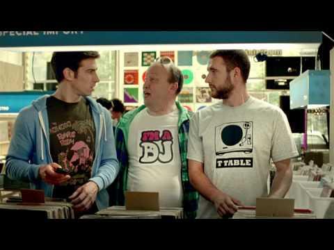 Commercial: Hi Vreemde figuren  – Platenzaak