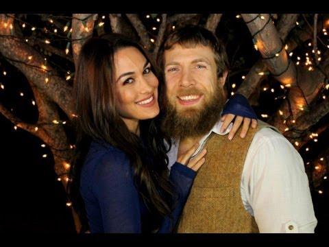 Daniel Bryan and Brie Bella Get Engaged