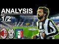 How Andrea Pirlo Plays | The Best Regista | Analysis 1/2