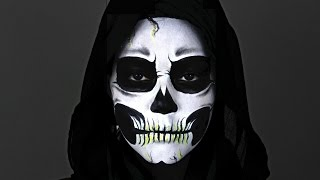 lady gaga skull makeup halloween tutorial alex faction. Black Bedroom Furniture Sets. Home Design Ideas