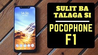 Pocophone F1:  Unboxing and Top 5 Features - Sulit Kaya?