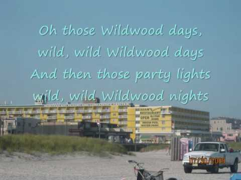 Wildwood Days Song Lyrics (By Bobby Rydel)