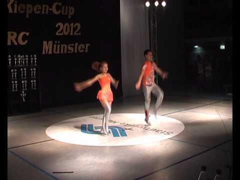 Jennifer Schitz & Maxim Penner - Kiepen Cup 2012