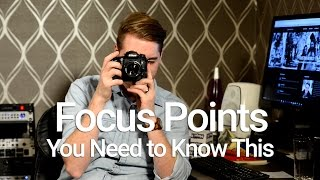 dSLR Tip - Picking Your Focus Points