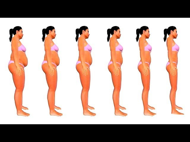 6 Secrets toLose Weight Successfully