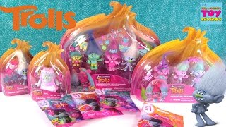 Trolls Poppy's Fashion Frenzy Coronation Celebration Blind Bag Toy Opening | PSToyReviews