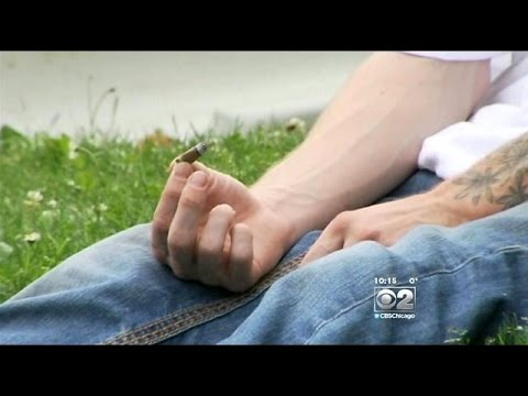 Is Recreational Pot Just Around The Corner For Illinois?