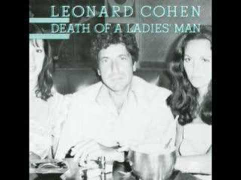 Cohen, Leonard - Death of a Ladies