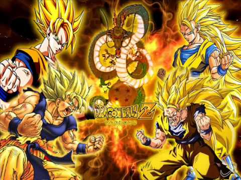 Mejor cancion de dragon ball z mejor canci n del mundo for Chambre dragon ball z