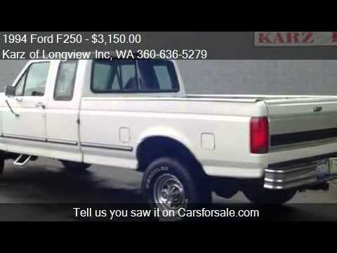 Hqdefault on Ford F 250 Ext Cab