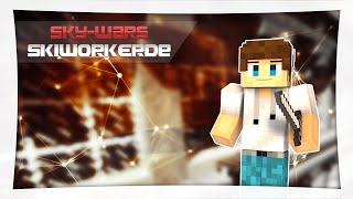 OP KIT!! - Minecraft Sky-Wars | SkiworkerDE