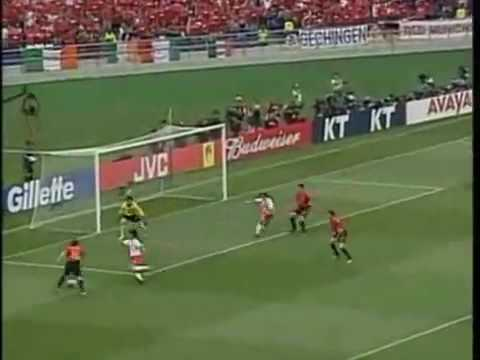 2002 FIFA World Cup Korea Japan - Spain VS Korea