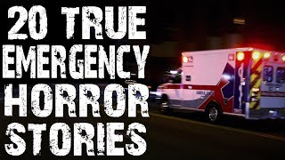 20 TRUE Disturbing & Horrifying First Responder EMS Stories | (Scary Stories)