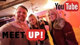 SWEDISH YOUTUBE MEET UP IN STOCKHOLM!