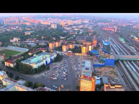 Имиджевый фильм о Самарской области (Samara 2014)