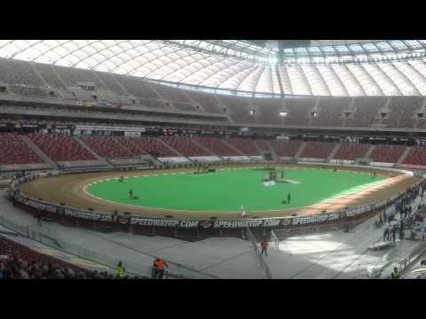 Pierwszy żużel Na Stadionie Narodowym! Trening Przed GP Polski (Warszawa, 17.04.2015)