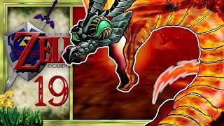 HITZIGER KAMPF gegen VOLVAGIA #19 Ocarina of Time