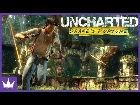 Twitch Livestream | Uncharted: Drake's Fortune Full Playthrough [PS4]