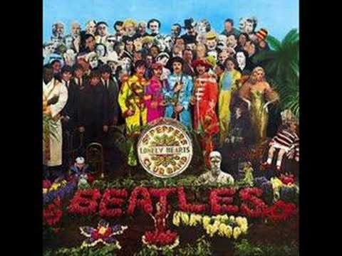 Sgt Peppers Lonely Heart Club Band- The Beatles (Remastered!
