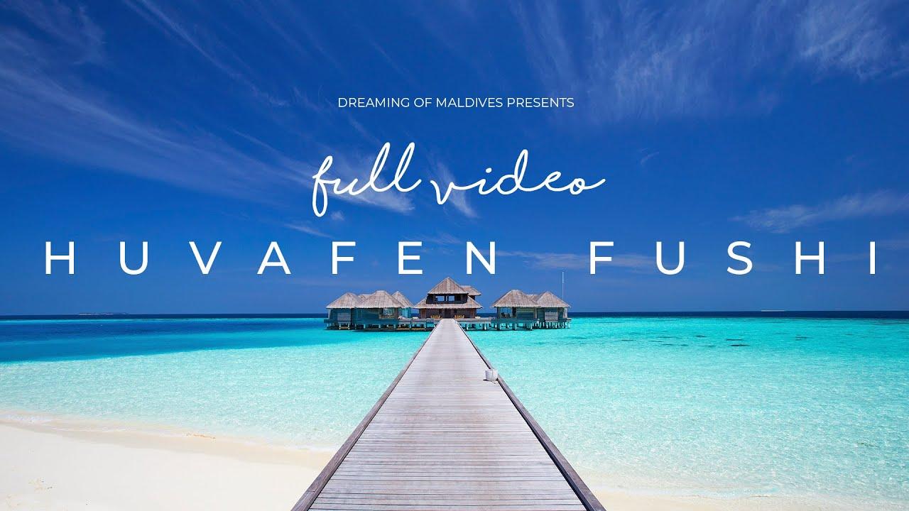 Huvafen Fushi Maldives HD Video - YouTube