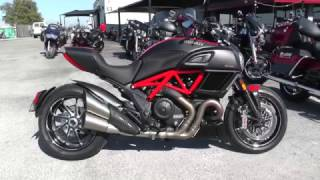 026312 - 2015 Ducati Diavel Carbon - Used motorcycle for sale