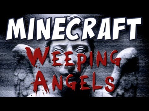 Minecraft - Weeping Angels Mod Spotlight Music Videos