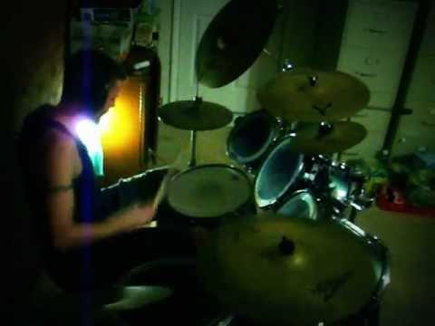 Bullet For My Valentine- Waking The Demon [drum Cover] video