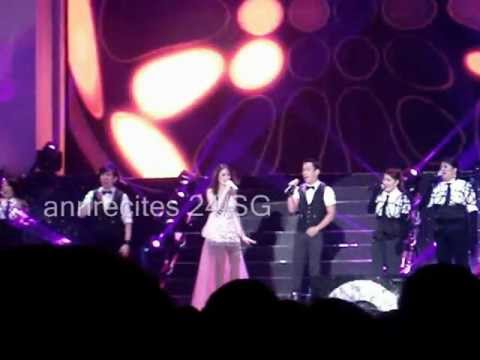 Sarah Geronimo - 24/SG Concert - with the company Music Videos