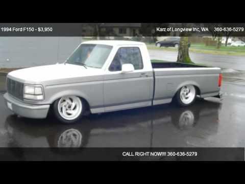 1994 Ford F150 Lightning Full