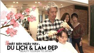 Đến Kobe cắt tóc đẹp như vừa giải phẫu thẩm mỹ | Beauty Tourism to Japan | Tập 3(P.2)