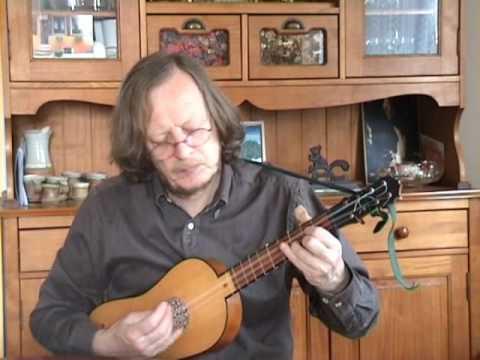Alonso Mudarra - Pavana - Renaissance Guitar