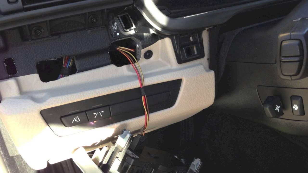 Rear Fog Lights Bmw 5 Series F10 How To Turn On Rear Fog