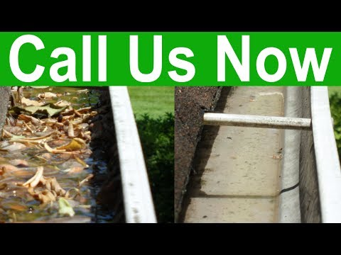 Gutter Cleaning London & Repairs - 0800 0789 151 The best Gutter Cleaning & Repairs in London
