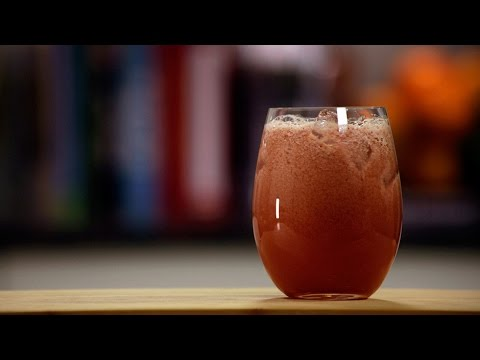 Breville -- Health Full Life™: Hangover Elixir Juice Recipe with fruits and vegetables