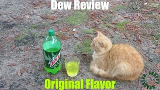 Dew Review - Original Flavor