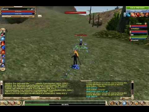 Knight online BP lvl 65 pk movie pathos