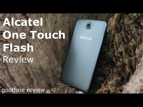 รีวิว Alcatel One Touch Flash