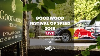 Goodwood Festival of Speed 2018 LIVE