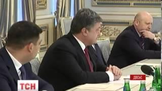 Верховна Рада розгляне президентський законопроект про недоторканність депутатів та суддів - : 2:12
