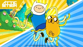 ADVENTURE TIME THEME SONG REMIX [PROD. BY ATTIC STEIN]