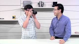 Exclusive! First look at the new Sony A57 DSLR Camera