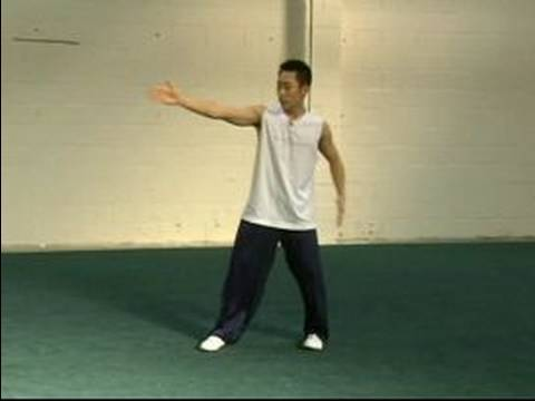 How to Do a Tornado Kick : Arm Tips For a Tornado Kick