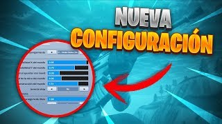 NUEVA SENSIBILIDAD FORTNIITE - COMO CONSTRUIR COMO JUGADOR DE PC - Dv xDubz