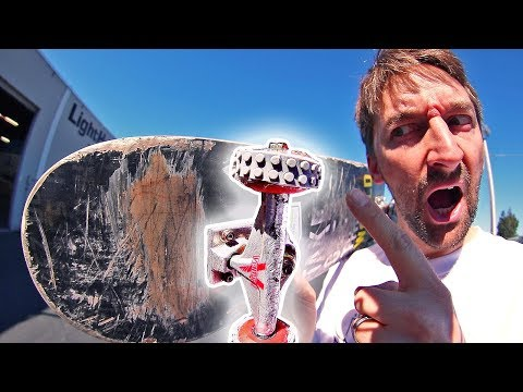 LEGO SKATEBOARD WHEELS! | YOU MAKE IT WE SKATE IT EP 152
